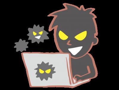 パソコン ウイルス