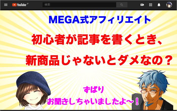 MEGA式の製作者のMEGAさんに直接インタビュー!
